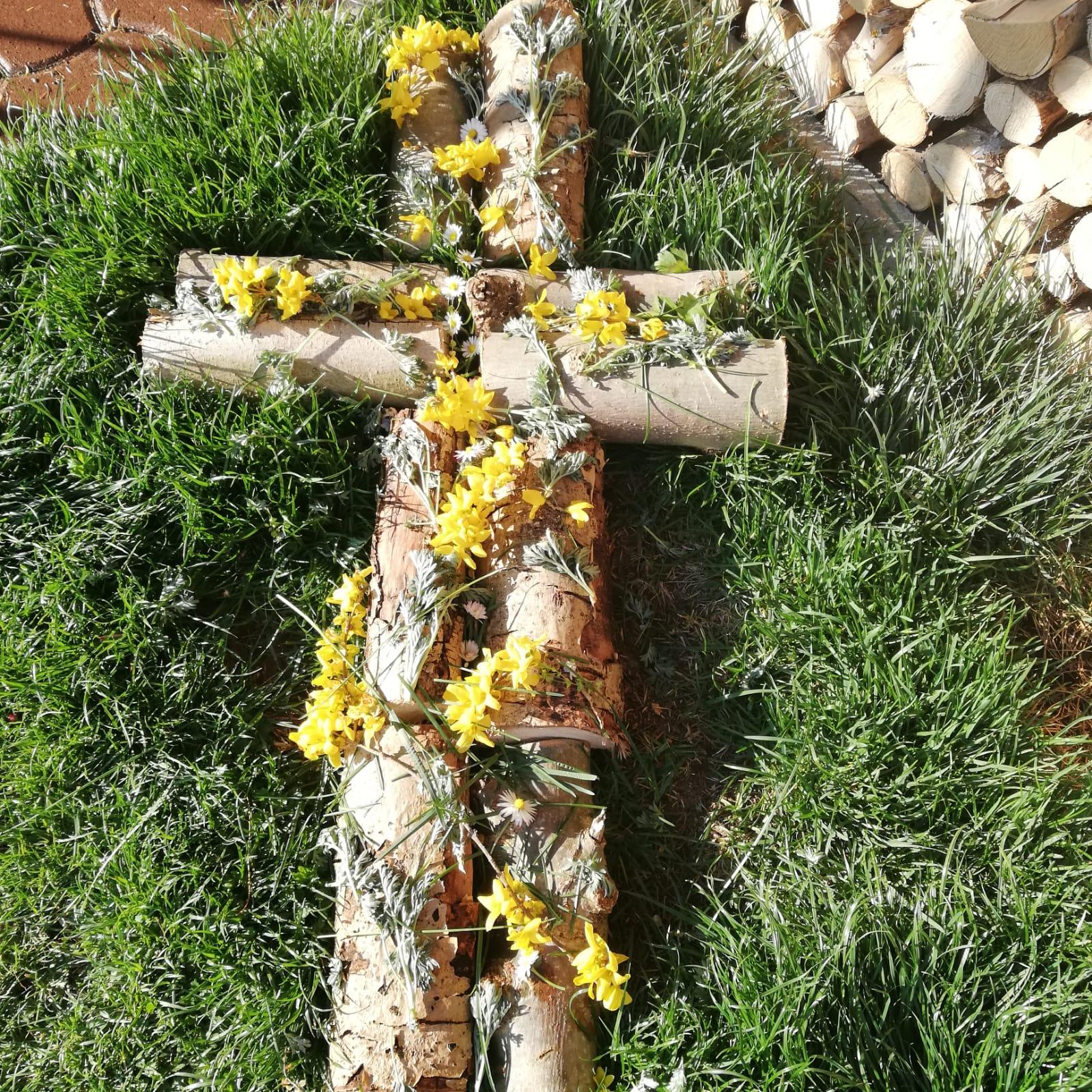 Die Heilige Blume Verehren